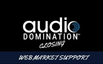 Steve Olsher – Audio Domination Is Closing For 1 Year