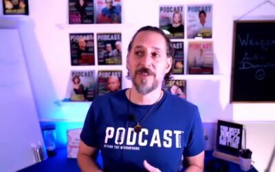 Steve Olsher – Audio Domination Part 2 – Live Training Tue, Apr 20 @ 1 pm PDT
