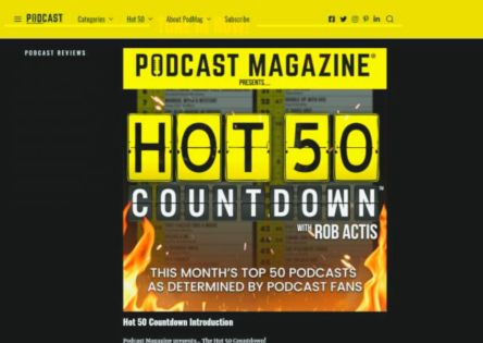 steve olsher podcast magazine 2021 free lifetime digital subscription