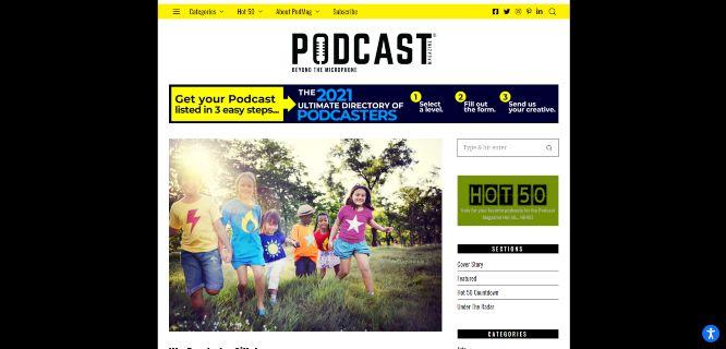 steve olsher podcast magazine lastest edition