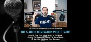 steve olsher the 5 audio domination profit paths live training apr 15 666px
