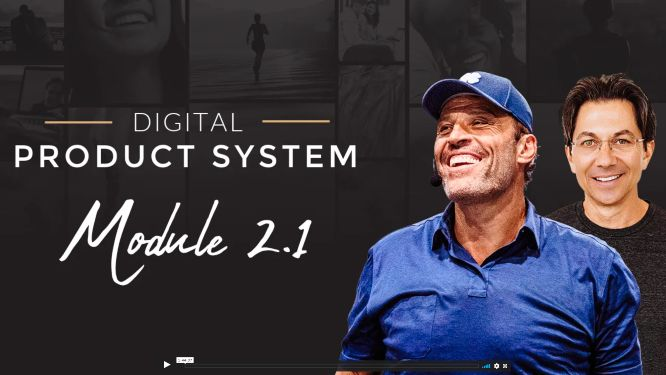dean graziosi project next review digital product system module 2.1