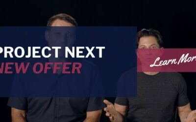 Project Next – New Offer May 21