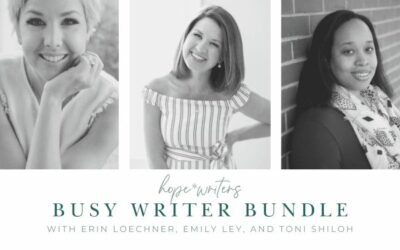Hope Writers Bundles June 2021
