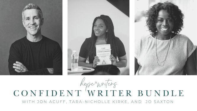 hope writers confident writer bundle
