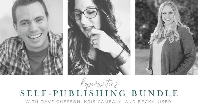 hope writers self-publishing bundle