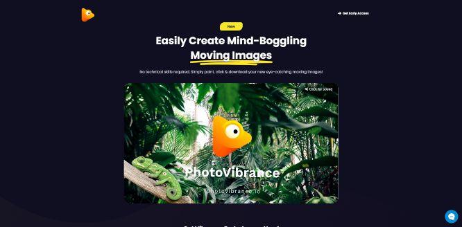 photo animation software photovibrance
