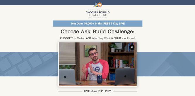 ryan levesque choose ask build free challenge 666