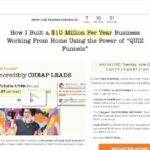 Quiz Funnel Live Training Today 3 pm CT – How Ryan Built A $10M Per Year Business