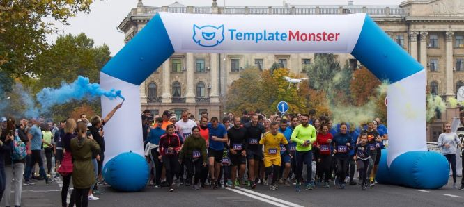 templatemonster about page sports event