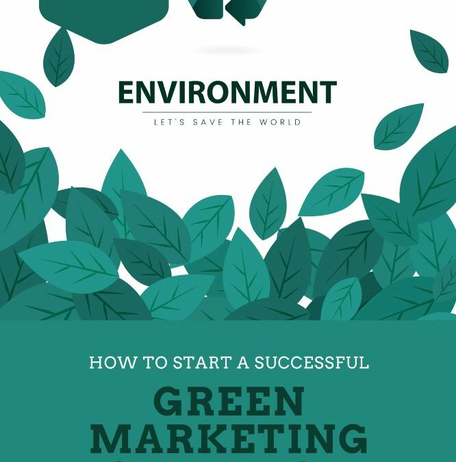 How To Start On Your Green Marketing Campaign Successfully