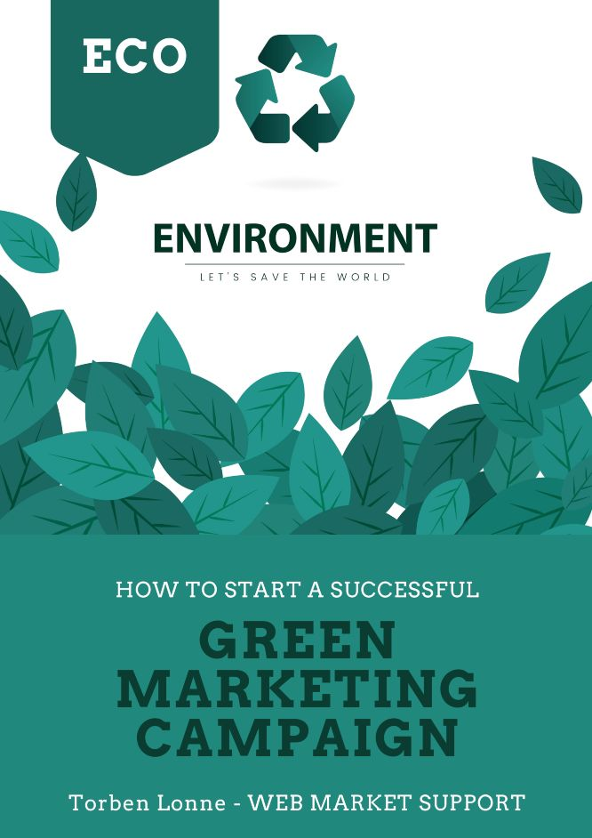 how to start a successful green marketing campaign