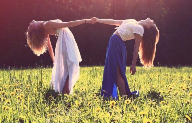 realistic-shots-women-nature free stock photos