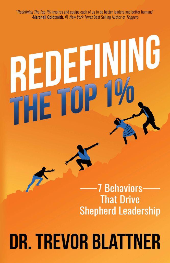 trevor blattner redefining the top 1% book cover