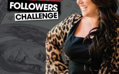 Kim Walsh Phillips – Free More Followers Challenge
