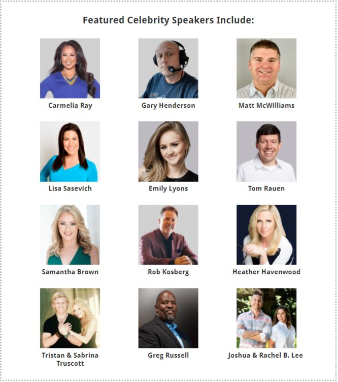 kim walsh phillips 10x your followers challenge speaker lineup