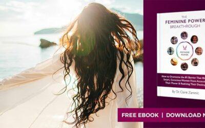 Dr. Claire Zammit – The Feminine Power Breakthrough Free eBook