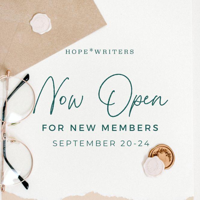 hope writers $1 trial membership