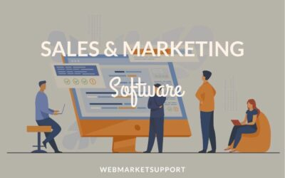 15 First-Class Sales & Marketing Software