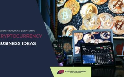 Webinar Oct 22 | Cryptocurrency Business Ideas